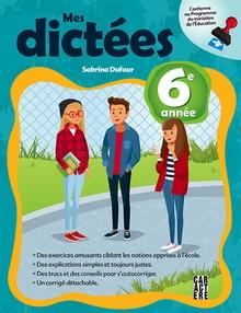 Mes_Dictées_6e_anné_C1-C4